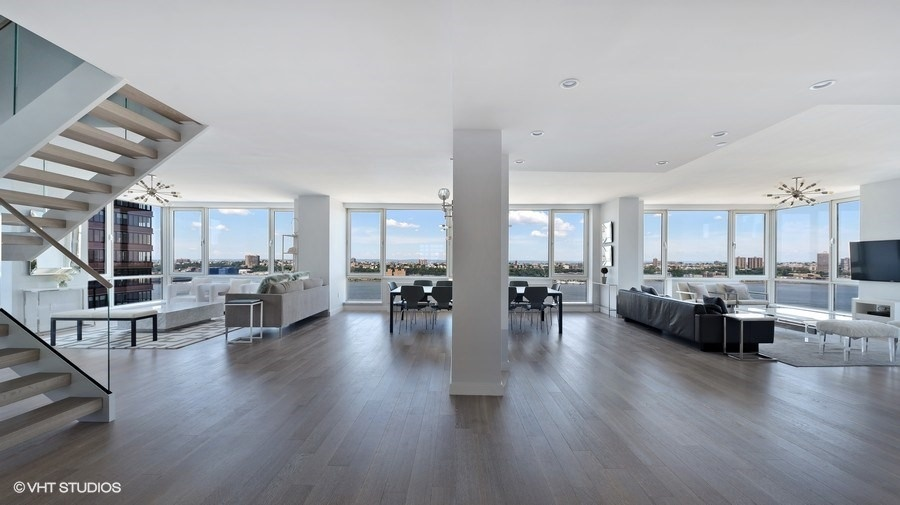 27A 635 West 42nd Street, New York City, New York 10036, 6 Bedrooms Bedrooms, ,7 BathroomsBathrooms,Unitsale,For Sale,635 West 42nd Street,RPLU-641314029280